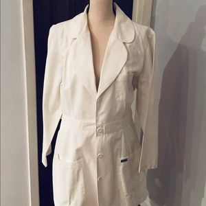 GREY'S ANATOMY LAB COAT